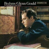 Glenn Gould - Brahms: 10 Intermezzi (NEW CD)