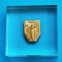Offizielle FIFA Sieger Medaille 1954 - Seal + Zertifikat - 8,5 Gram Silber