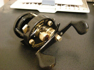 NICE MINTY Browning Lews Lew's Childre Speed Spool BB-1NG Casting Reel