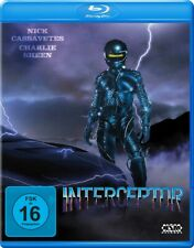 Mike Marvin - Interceptor, 1 Blu-ray