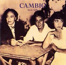 LUCIO DALLA - CAMBIO (CD - TIMBRO SIAE)