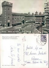 FERRARA - PALAZZO DEL PODESTA' E PIAZZA CATTEDRALE            (rif.fg.8566)