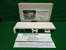 Great north roads diorama accessoires en bois assault bridge boxed (BS1515)