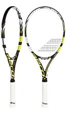BABOLAT AEROPRO TEAM GT 2013 UNSTRUNG - 4 3/8 TENNIS RACQUET (BLACK, YELLOW)