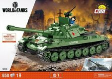 COBI  IS- 7  / 3038 / 650 WWII  World of Tanks  Soviet  tank   ,