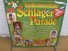 Volkstümliche Schlagerparade Melodien fürs Herz  2 LP