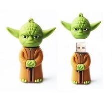 Minigz Yoda Star Wars Memoria USB llavero pc memoria 64gb unidad flash De Regalo