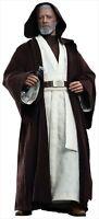 Movie Masterpiece Star Wars Obi-Wan Kenobi Action Figure Hot Toys NEW