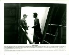 Unbreakable Bruce Willis Samuel L. Jackson 8X10 Press Photo
