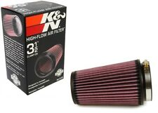 K&N Universal 3.5'' Air Intake Cone Filter 89mm RU-3130 Car Truck SUV