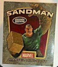 Bowen Designs Spider-Man SANDMAN Mini Bust Statue 1772/3000 MIB