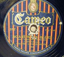 Cameo 78 RPM Record Country Club Orch & Jazz-Bo's Carolina Serenaders Hot Lips