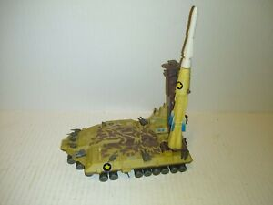 1989 Kenner Mega Force Thorhammer Mobile Launch Complex Vehicle
