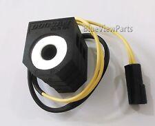 12VDC solenoid valve coil for Doosan Daewoo DH220-5  excavator