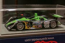 MG LOLA EX 257 LM N°27 MG Sport  24H du MANS 2002 Mark Blundell  Spark 1:43