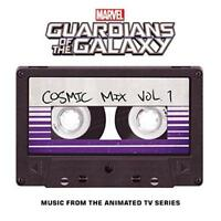 Marvel's Guardians Of The Galaxy: Cosmic Mix Vol. 1 - Various Artists (NEW CD)