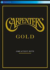 The Carpenters - Gold - Greatest Hits (DVD, 2002) New & Sealed