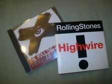 Rolling Stones           PROMO CD LOT          Love is Strong  --  Highwire
