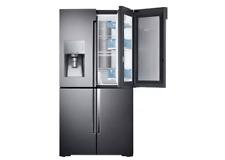 Samsung RF28K9380SG 36 4-Door French Door Refrigerator 28 cf Capacity Display