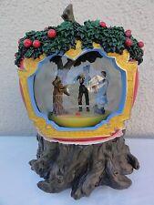 """Wizard of Oz Westland """" Apple Tree """" Snow Globe Music - Works"""