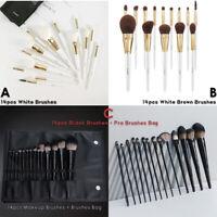 Makeup Brush Pro Beauty Set Facial Eye Foundation Blush Eyeshadow Luxury Soft 14