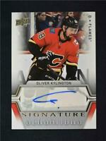 2019-20 Upper Deck Series 1 Signature Sensations Auto# SS-OK Oliver Kylington