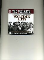 THE ULTIMATE WARTIME HITS - VERA LYNN GERALDO GRACIE FIELDS - 2 CDS - NEW!!