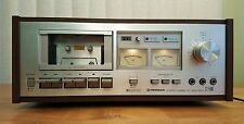 1978 PIONEER CT-F500 Dolby Stereo Cassette Tape Deck - Made in Japan