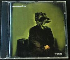 Porcupine Tree - Waiting - CD ( UK 1996 Delerium Records – DELEC CDS 049)
