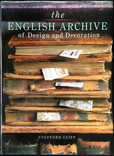 The English Archive of Design and Decoration, As New, Beautiful Design Reference