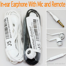 2 x Genuine Earphones Handsfree FOR Samsung Galaxy S4 S3 S2  NOTE 3 MINI EDGE