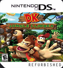 Replacement Label Sticker DK Jungle Climber  Nintendo DS