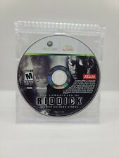 Microsoft Xbox 360 Disc Only The Chronicles of Riddick Assault on Dark Athena