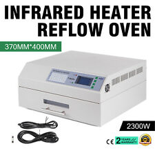 T-962A+ Infrared Heating Reflow Oven Solder Max.350℃ Stable RELIABLE SELLER