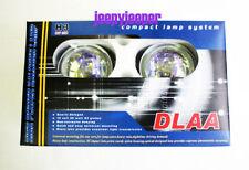 "Universal Fog Light Spot Lamp Fish Eye H3 12V 55W 2"" LA"