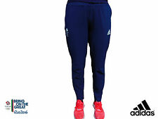 ADIDAS TEAM GB RIO 2016 ELITE FEMALE OLYMPIC ATHLETE PRESENTATION PANTS Size 18L
