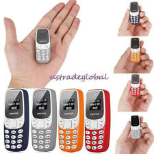Mini Bluetooth Phone L8Star Worlds Smallest Mobile Voice Changer Dual SIM Card