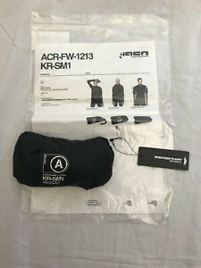 Acronym KR-SM1 100% Cashmere Shemagh Scarf Brand New with Tag and Data Sheet
