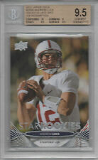 2012 Upper Deck Star Rookies #250B Andrew Luck RC Rookie BGS 9.5 w/ 10