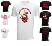 Mens Funny Döner Kebab Take Away Junk Food Doner T-Shirt Geek Present