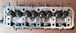 Datsun Nissan A15 cylinder head WITHOUT rocker ar‏m shaft H89