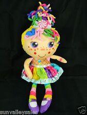 Flip Zee Girls Zandy Peppermint Doll 2 in 1 Plush Toy Excellent Conditon