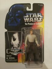Kenner Star Wars POTF Han Solo In Carbonite 1996 Red Card
