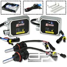 8000K WHITE HID XENON CONVERSION KIT+9007 BULB HIGH+LOW BEAM/LAMP+THICK BALLAST