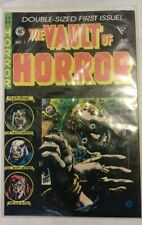 The Vault of Horror Issue #1, Aug 1990. Bagged and Boarded