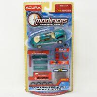 Modifiers Series 7 1993 Acura Integra LS Green 1:43 Scale RARE