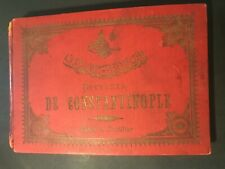 Sebah & Joaillier. Istambul, Souvenir de Costantinople 30 albumen prints 1880/90