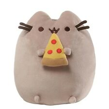 GUND Pusheen Pizza Cat Soft Toy With Tags 4058937