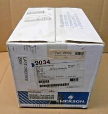 1 NIB EMERSON 9034 K055TDT8522012B PSC UNIT HEATER FAN MOTOR 1/6HP 1PH 1075RPM