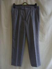 """Mens Trousers - Oscar Jacobson for Harrods, 32""""W/32""""L light grey, 100% wool 0454"""